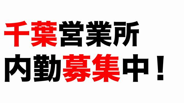 千葉人妻花壇の求人PR動画