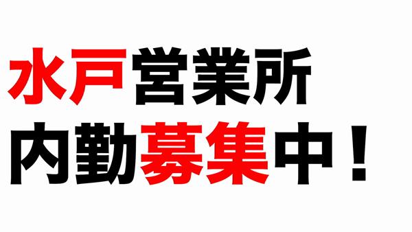 水戸人妻花壇の求人PR動画